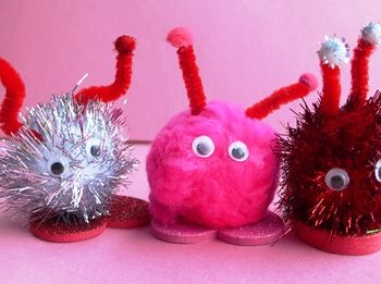 Fuzzy Love Bugs