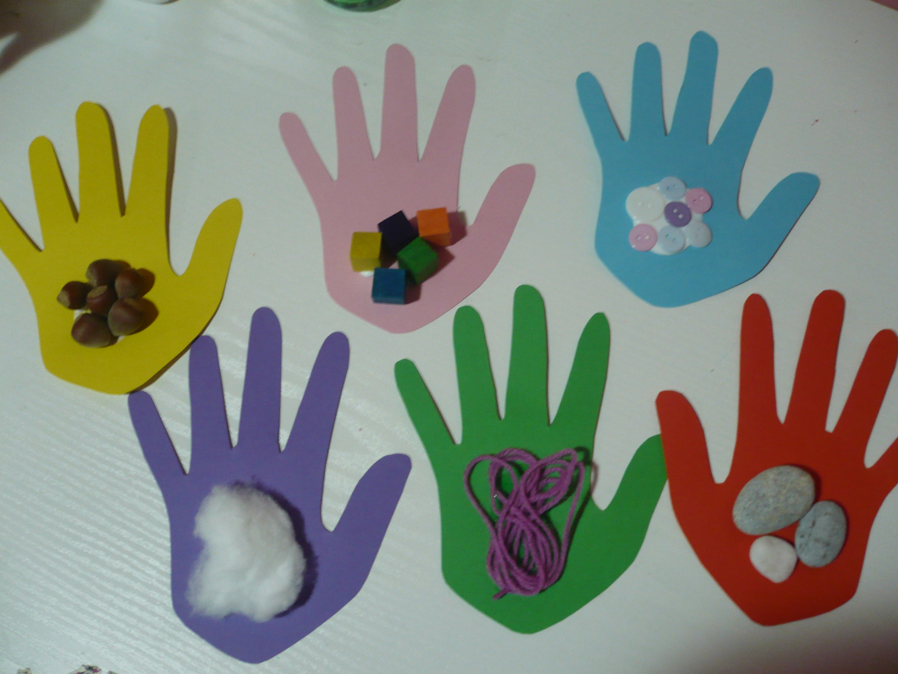 Game of touch fun family crafts for Family arts and crafts