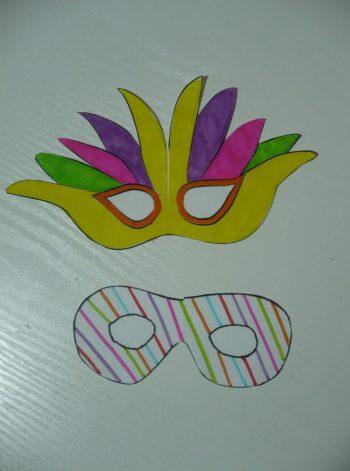 Mask Matching Game