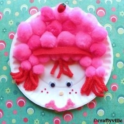 Paper-Plate-Strawberry-Shortcake