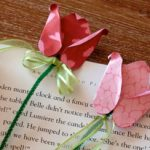 Rose Valentine Bookmarks