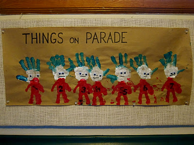 """Inspired by Dr. Seuss' book """"The Cat in The Hat"""", these hand ..."""