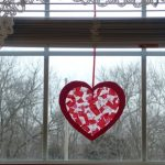 Valentine Sun Catcher