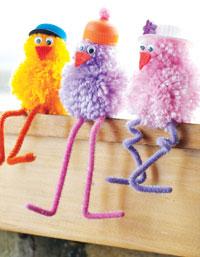 Chirpy Chicks