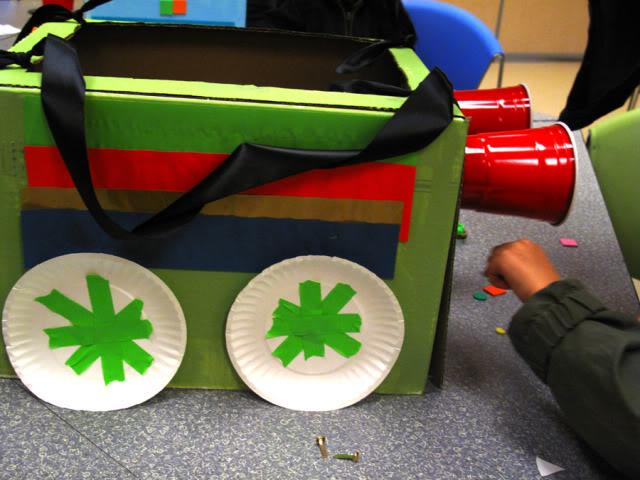 Creative Cardboard Cars