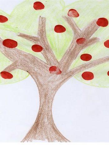 Fingerprint Cherry Tree