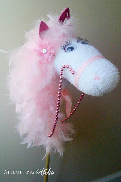 Glamorous Hobby Horse