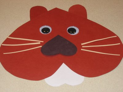 I Heart Groundhog Day Fun Family Crafts