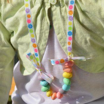 Jellybean Necklace