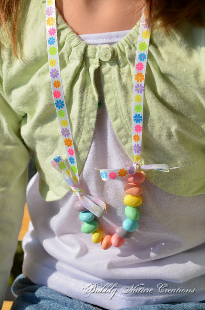 Jellybean Necklace