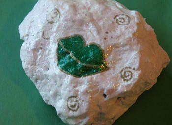 Kissed Blarney Stone