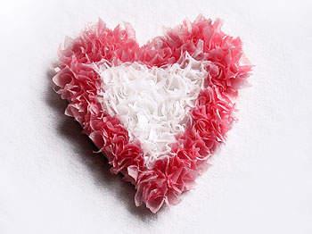 Puffy Heart Valentine