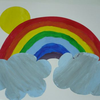 Rainbow craft and game