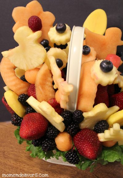 Edible Spring Arrangement