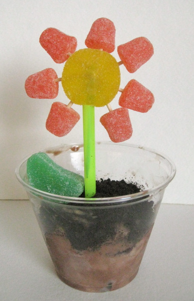 Ice Cream Flowerpots