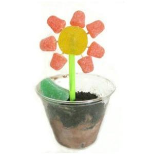 ice cream flowerpot