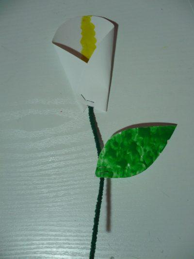 Paper Lillies