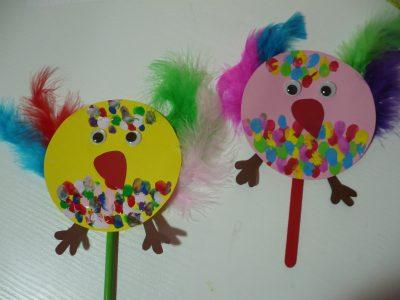 Crazy Easter Chicks