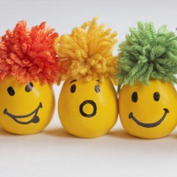 Emotional Stress Ball Balloons
