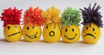 Emotional Stress Ball Balloons