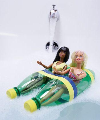 Barbie Bath Craft
