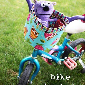 Bike Bucket Tutorial