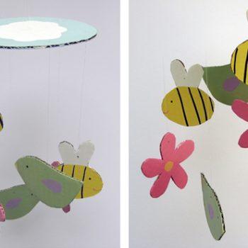 Birds & Bees Mobile