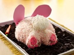 Bunny Tail Cake