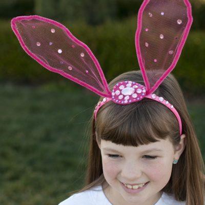 Hippity Hoppity Headband