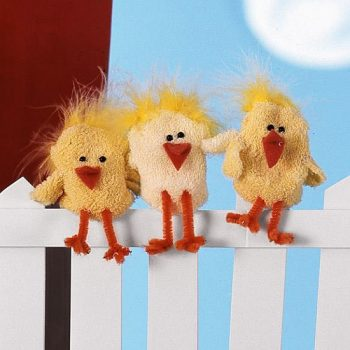 Chick Puppets