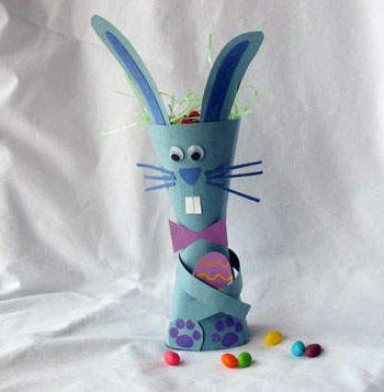 Cone Cup Bunny