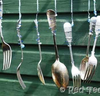 Cutlery Wind Chimes