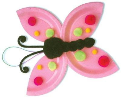 Dotty Butterfly