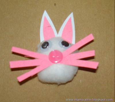 Easter Bunny Magnets