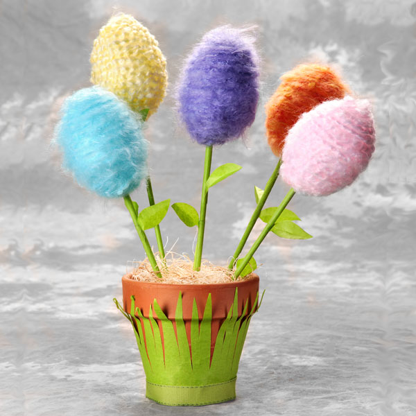 Fluffy Fun Easter Bouquet