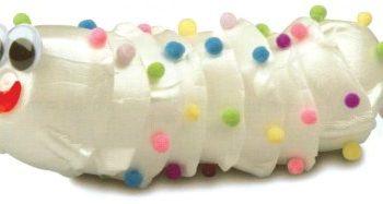 Egg Carton Caterpillars