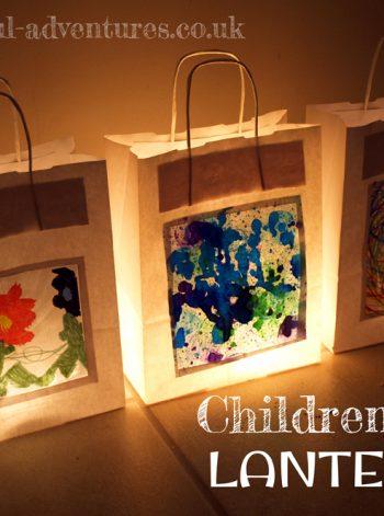 Children's Art Lanterns