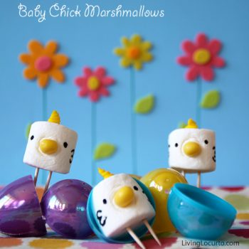 Marshmallow Baby Chicks