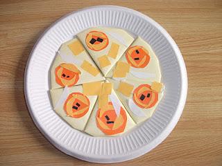 Origami Pizza