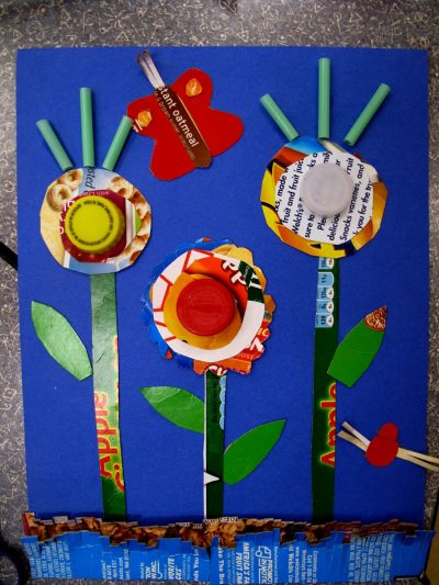 Earth Day Recycle Projects