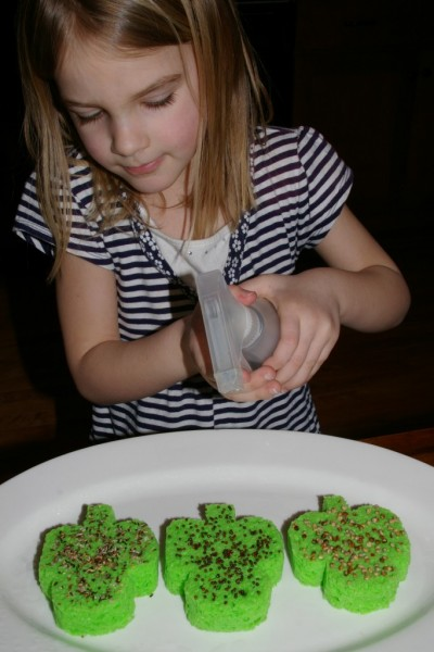 Shamrock Sprouts