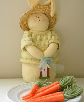 Springtime Baby Carrots