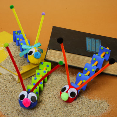 wiggly worms fun family crafts