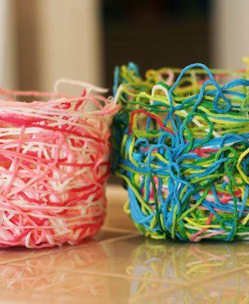 Yarn Baskets