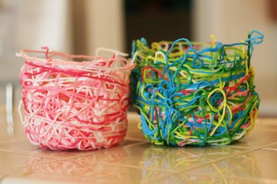 Yarn Baskets