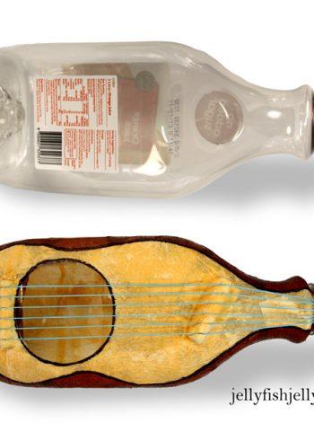 Plastic Bottle Guitar