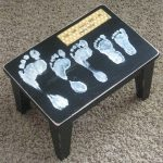 Family Footprint Stool