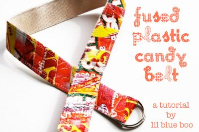 Fused Plastic Candy Belts