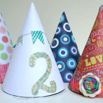 Personlized Party Hats