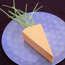 Cheesecake Carrots